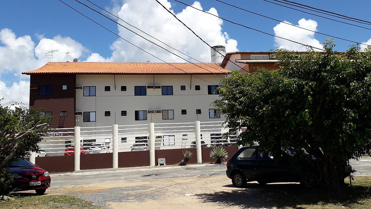 Prédio Residencial Antares – Engºs Carlos Maia / Nadim Chalhub