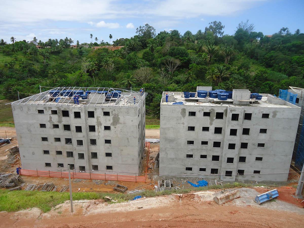Execução de 31 prédios em alvenaria estrutural (Gerente de Obras)