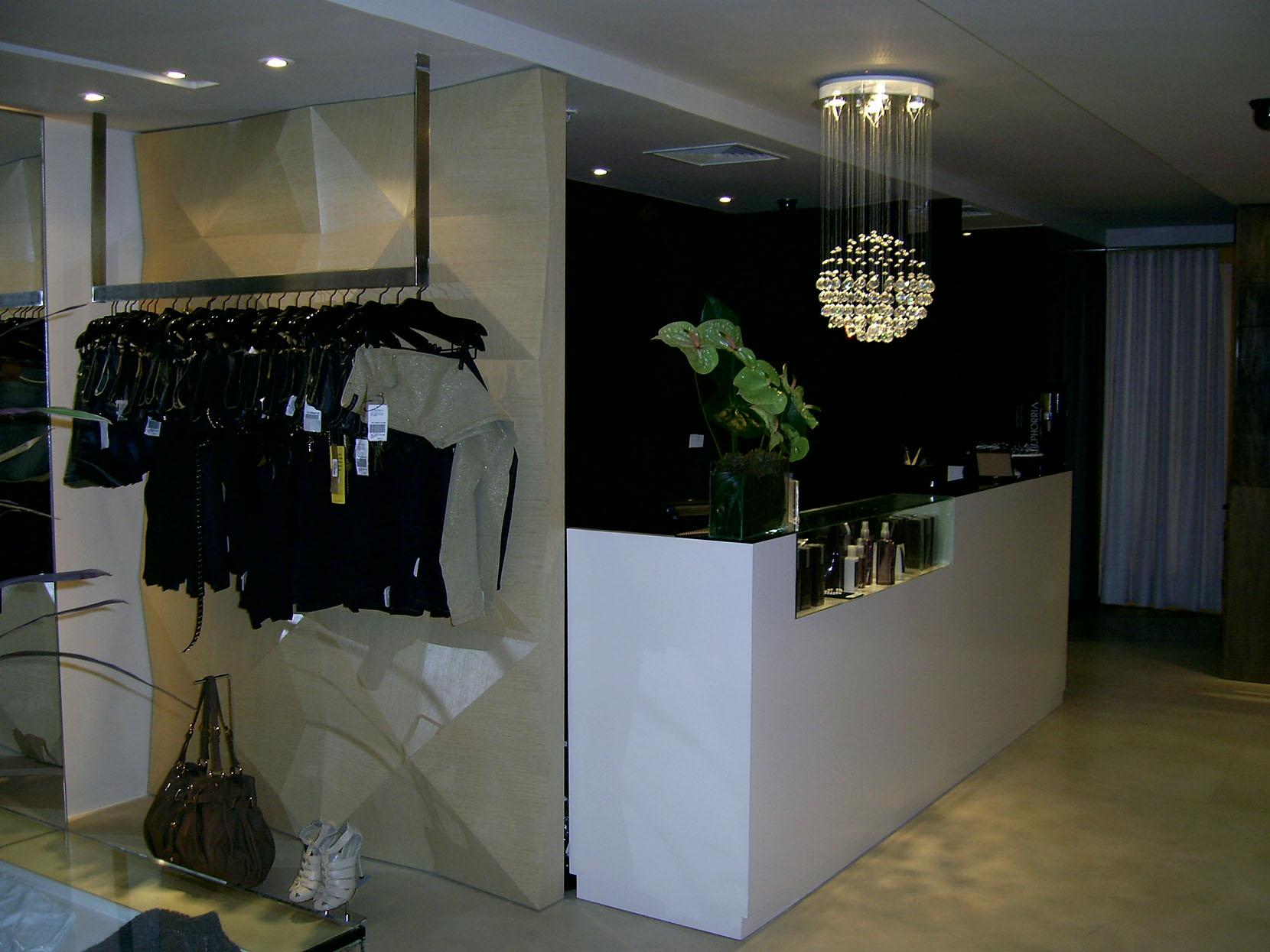 Marcenaria Loja Alphorria -Shopping Barra