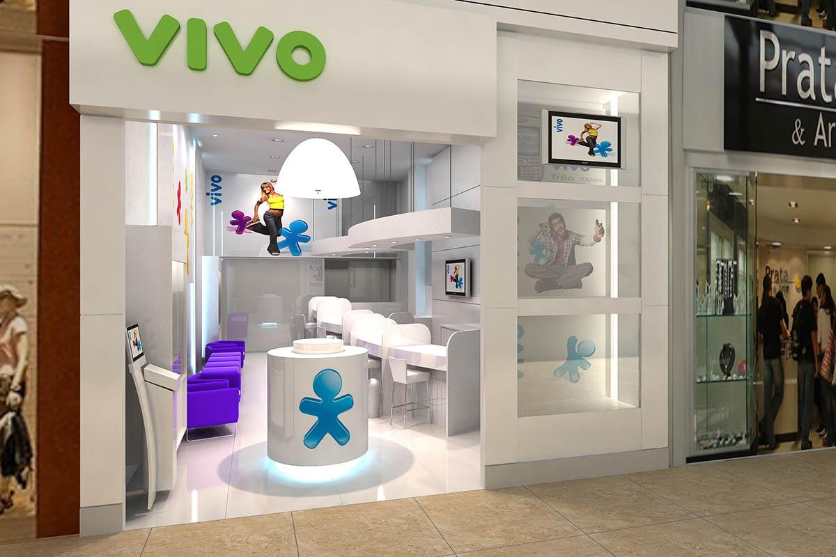 Loja Vivo Salvador Shopping – Obra e Marcenaria